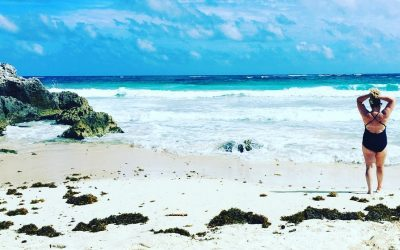 What Tulum Taught Me About Loving My Mom Bod.